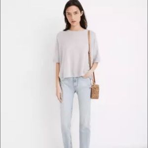 Madewell Responsible Weightless Cashmere Sweater